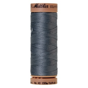 0342 - Flint stone Mettler Silk Finish 40 quilting thread 150m