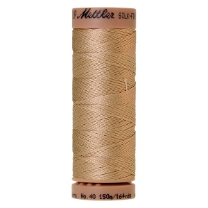 0537 - Oat flakes Mettler Silk Finish 40 quilting thread 150m