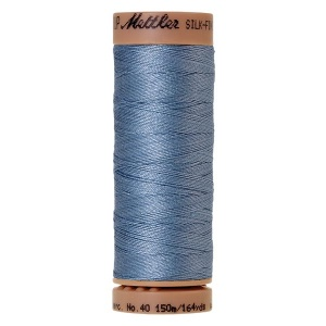 0818 - Sweet boy Mettler Silk Finish 40 quilting thread 150m