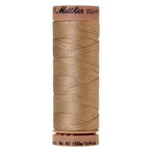 1222 - Sandstone Mettler Silk Finish 40 quilting thread 150m