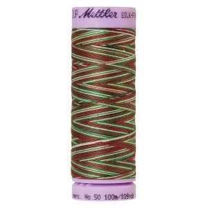 9825 - Seasons greetings Mettler Silk-Finish Cotton Multi 50 100m