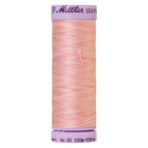 9837 - So soft pink Mettler Silk-Finish Cotton Multi 50 100m