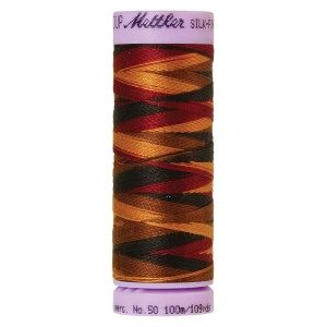 9863 - Elegante Mettler Silk-Finish Cotton Multi 50 100m