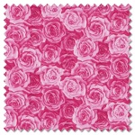 Summer Garden - packed rose pink (per 1/4 metre)