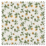 Summer Garden - rose bud yellow (per 1/4 metre)