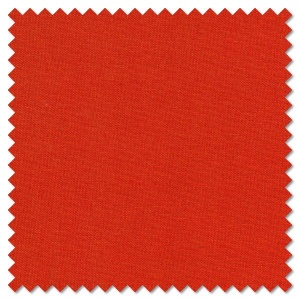 Solids - Bright orange (per 1/4 metre)