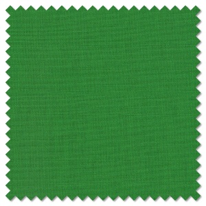 Solids - Emerald green (per 1/4 metre)