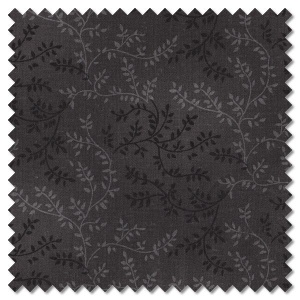 108'' Tonal Vineyard black (per 1/2 metre)