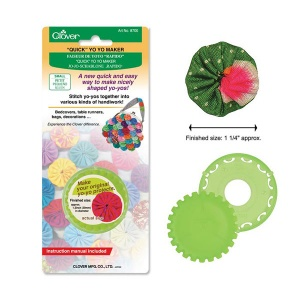 Clover quick yo yo maker - small