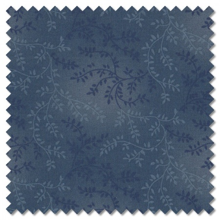 108'' Tonal Vineyard dark blue (per 1/2 metre)